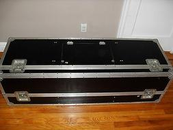 DJ Coffin Case Travel Box for Turntables, Mixer or any Rack