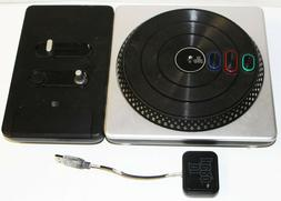 DJ Hero Turntable Kit for Playstation 2 & 3 w/ Mixer Control