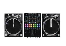 Reloop ELITE Two Channel Serato DJ Pro Mixer Bundle W/ RP-80