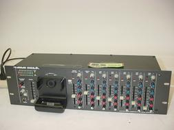 Alesis iMultiMix 9R 9-Channel Rackmount DJ Mixer with Univer