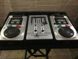 Numark Matrix 2 DJ System Controller with Two Axis 2 CD Play