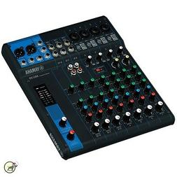 Yamaha MG10 10-Channel Mixing Compact Console Stereo Mixer L