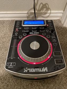 NUMARK NDX400 Professional Tabletop CD/MP3 Player Controller