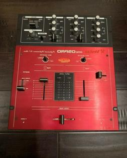 Vestax PMC 05 Pro Qbert Limited Edition Red Version RARE