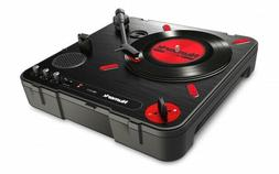 PT01 Scratch Portable Turntable with DJ Scratch Switch  Buil