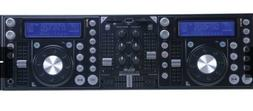 American Audio SDJ2 Dual SD USB Player with Mixer