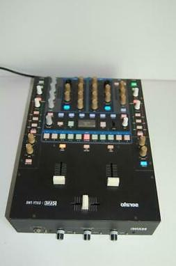 Rane Sixty Two 2 Channel Serato Pro DJ Mixer After Market Ca