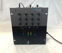 Stanton SMX202 2 Channel DJ Mixer With 2 Band EQ And Gain Co
