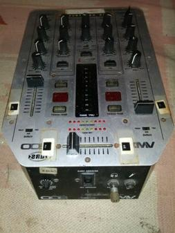 Behringer VMX 200 Professional VCA Mixer with BPM Counter